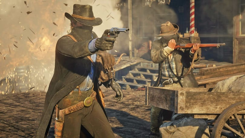'Red Dead Redemption 2' might not be delivering true HDR