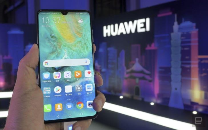 Huawei Mate 20 系列來到台灣,NT$22,900 起