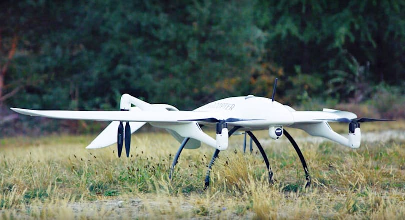 Island nation Vanuatu will use drones to transport vaccines