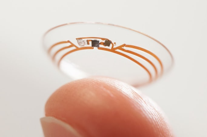 Verily shelves its glucose-monitoring contact lens project
