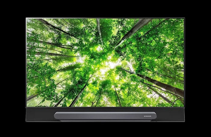 LG's OLED TVs get modest discounts for Black Friday
