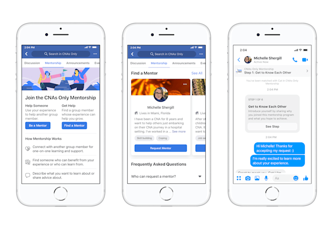 Facebook's new career site aims to help job-seekers hone their skills