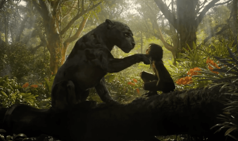 Netflix's 'Mowgli: Legend of the Jungle' debuts December 7th