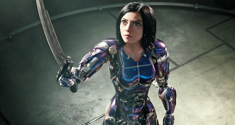 Action-packed 'Alita: Battle Angel' trailer shows off some combat