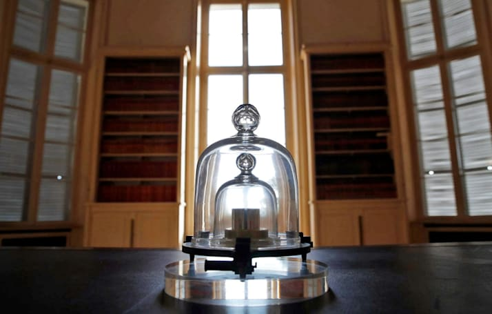 The kilogram has officially been redefined