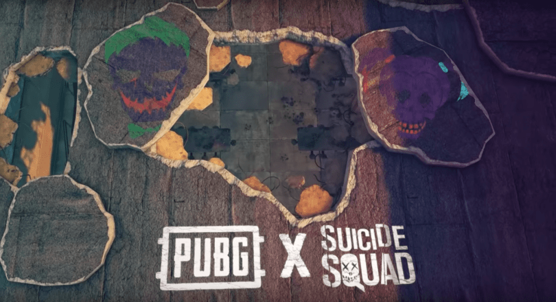 The Joker and Harley Quinn are going to wreak havoc in 'PUBG'
