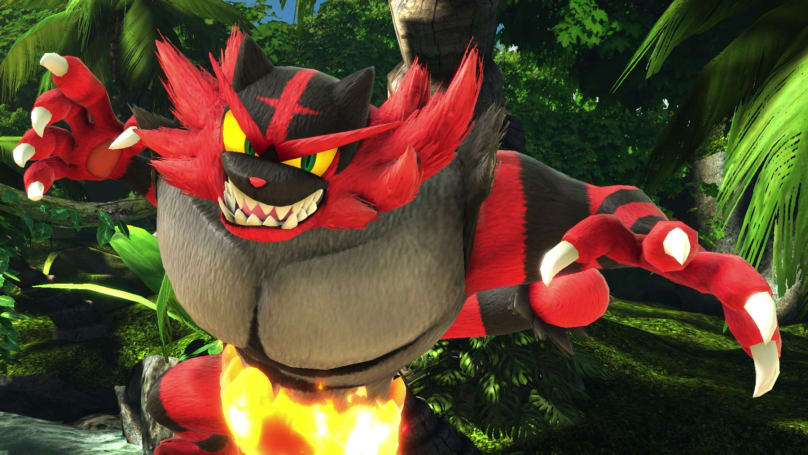 Ken, Incineroar and Piranha Plant join 'Super Smash Bros. Ultimate'