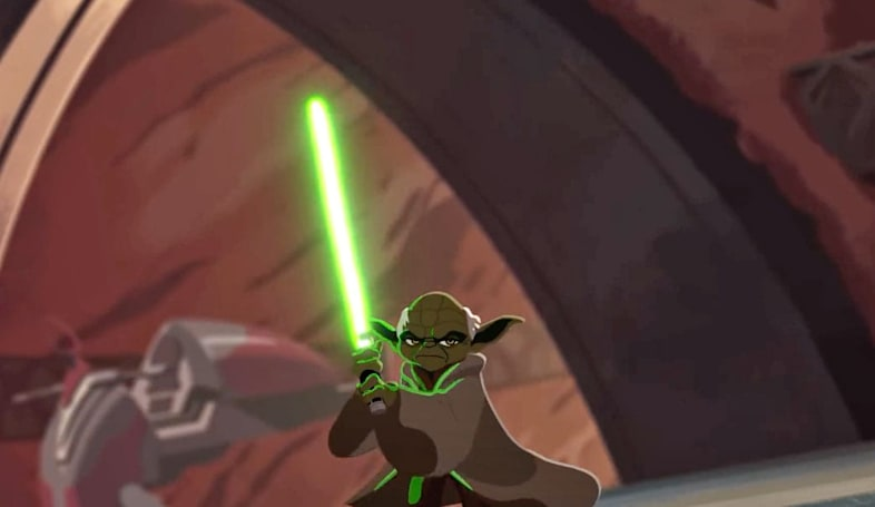 Disney introduces Star Wars to kids with a series of animated shorts