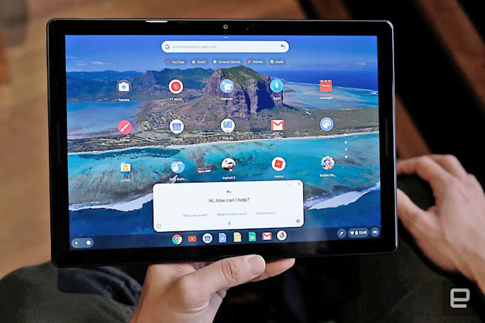 Chrome OS beta brings Google Assistant to more devices