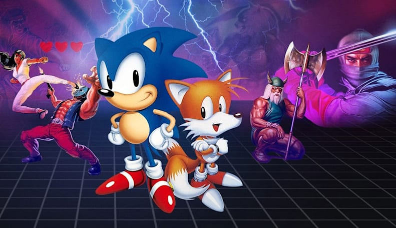 'Sonic' and other Genesis classics come to Amazon Fire TV