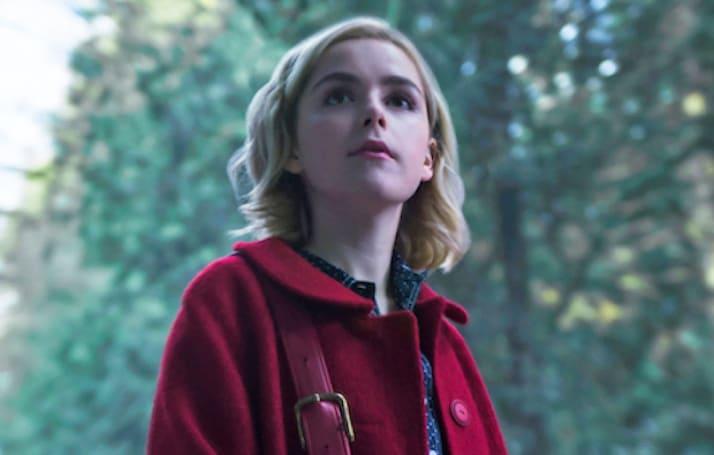 Netflix renews 'Chilling Adventures of Sabrina' for season 3 and 4