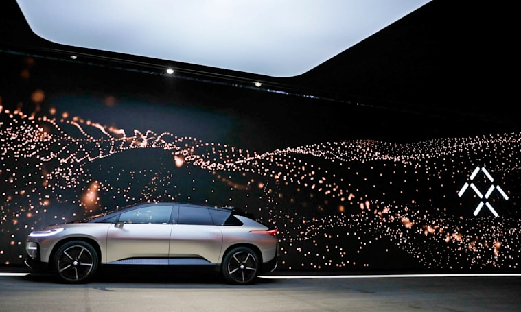 Faraday Future furloughs hundreds more employees