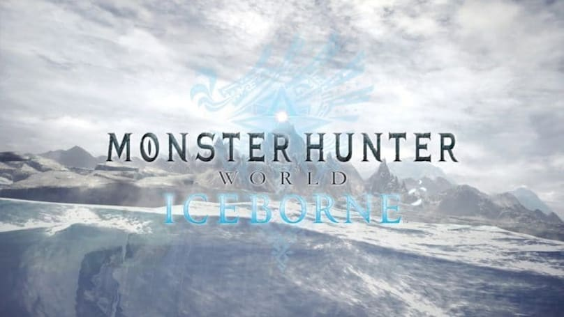 'Monster Hunter World: Icebourne' expansion arrives fall 2019