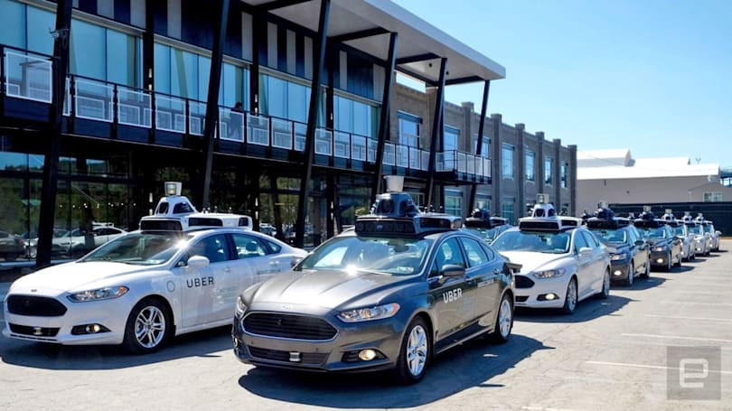 Uber cleared to resume self-driving tests in Pennsylvania