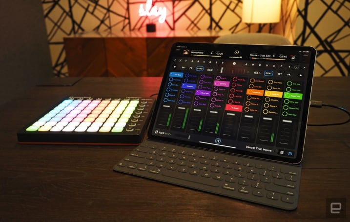 Algoriddim merges its iOS djay apps, adds new Pro-level features