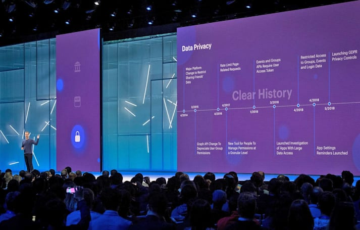 Facebook's 'Clear History' tool won't arrive until spring 2019