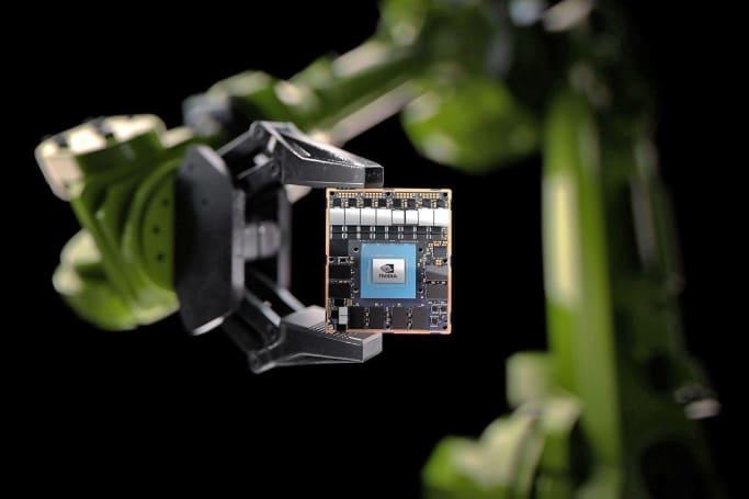 NVIDIA's $1,100 AI brain for robots goes on sale