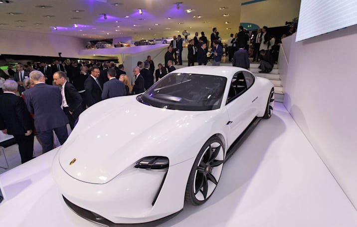 Porsche claims its EV factory will be as green as the cars it builds