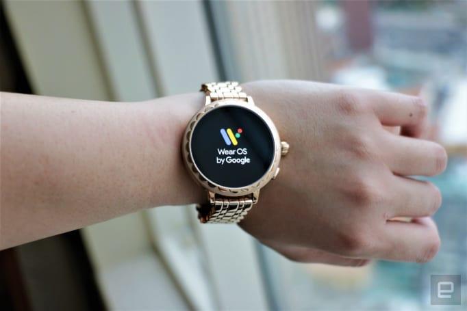 Kate Spade 的第二款 Wear OS 手錶具有更強的硬體功能