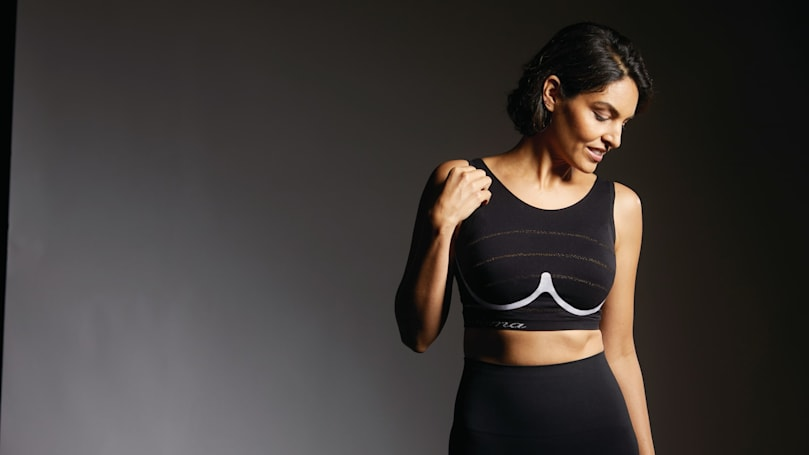 Soma's smart bra helps women find the right size