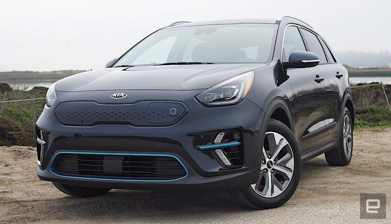 Kia's 2019 Niro EV is an electric crossover for the people