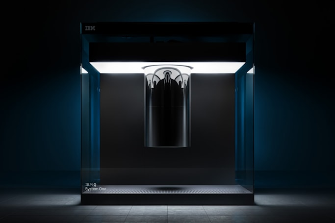 IBM's latest quantum computer is a 20-qubit work of art