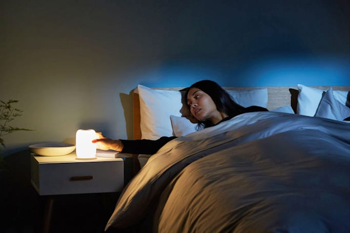 Casper has a smart sleep lamp to go with your mail-order mattress
