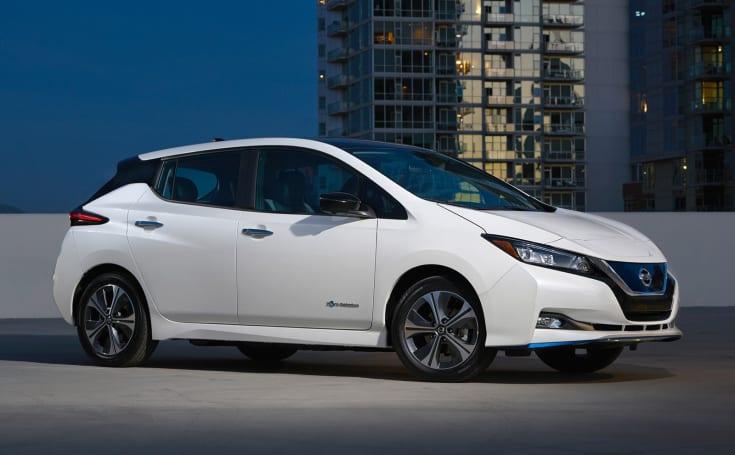Nissan 推出至今為止續航力最強的 Leaf 電動車