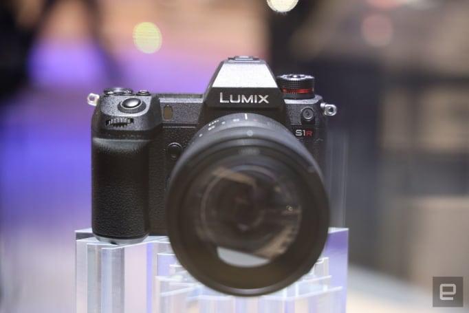 Panasonic Lumix S1、S1R 無反相機將於三月末發售