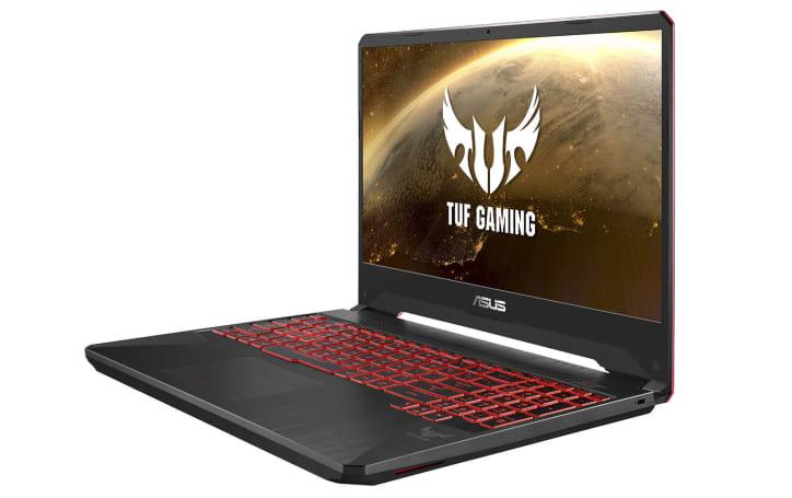 華碩最新的 TUF 電競筆電用上了 AMD 家的晶片