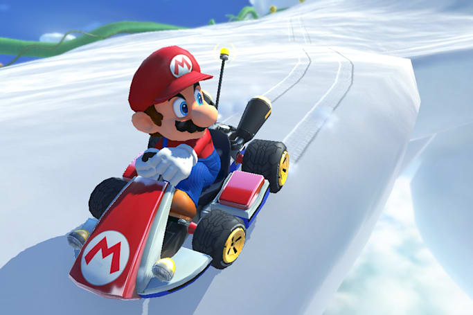 Nintendo delays mobile 'Mario Kart Tour' game until the summer