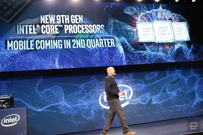 Intel announces six new ninth-generation Core processors