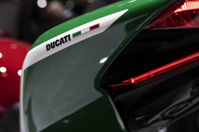 杜卡迪确认将推出电动摩托车