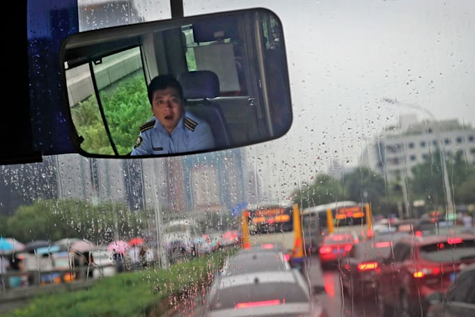 Intel 旗下的 Mobileye 將助力北京公交系統推進自動化