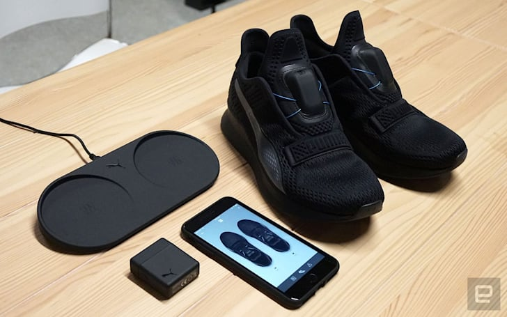 Puma is recruiting beta testers for its self-lacing sneakers