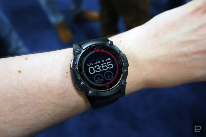 Matrix adds a solar cell to its battery-free smartwatch