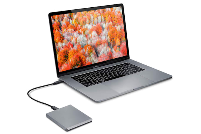 LaCie 推出有稜有角的新款行動硬碟