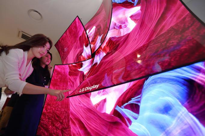 LG Display 發表內建 Dolby Atmos 聲效的 88 吋 8K OLED 顯示器
