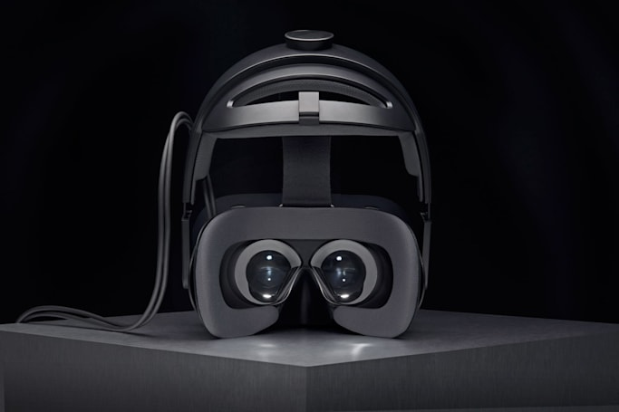 Varjo's human-eye resolution VR headset costs a mere $6,000