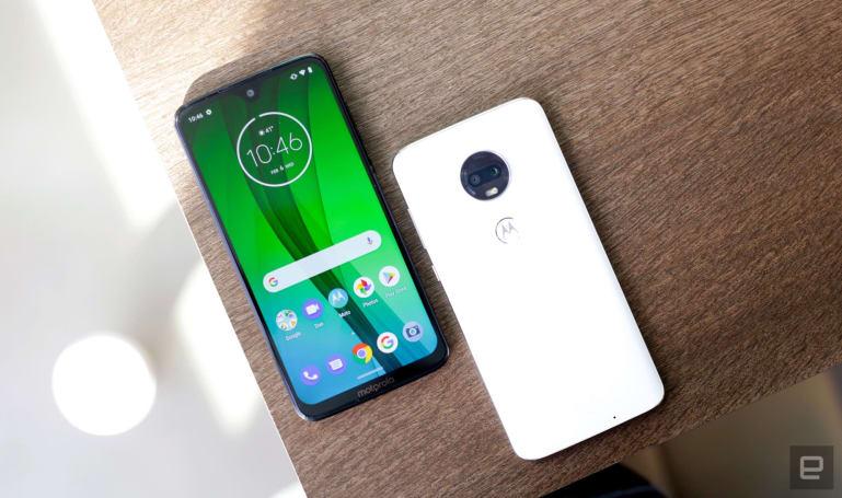 Moto G7 joins Google Fi's phone lineup