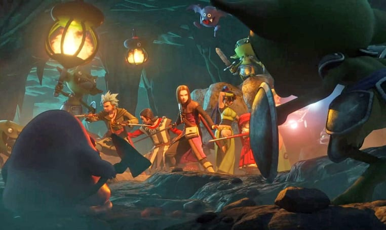 'Dragon Quest XI' arrives on Switch this fall
