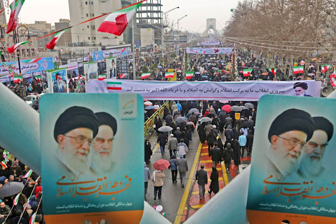 Twitter removes tweet from Iran's leader, citing company policy