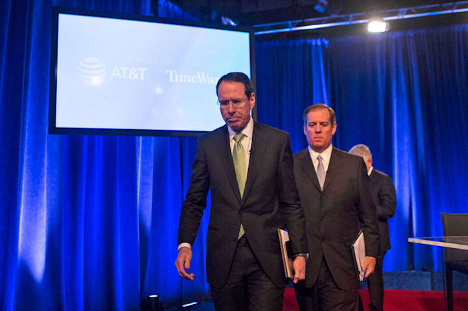 Appeals court upholds AT&T's purchase of Time Warner