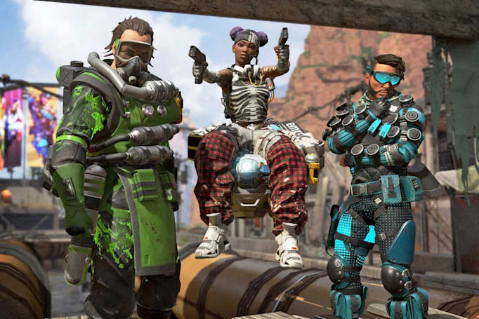 'Apex Legends' racks up 25 million players in its first week