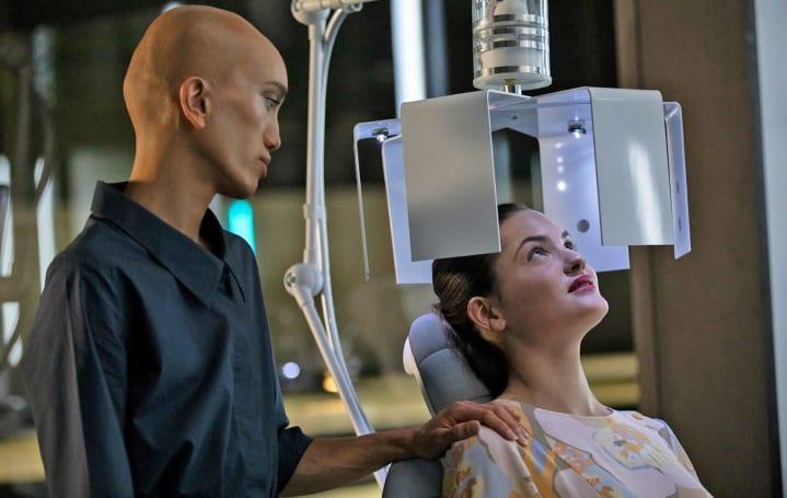 Netflix original 'Osmosis' is a dark take on AI date matching