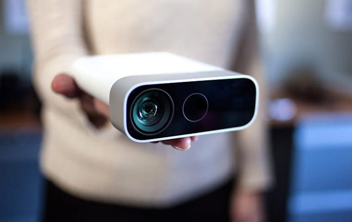 Microsoft resurrects the Kinect, but for business