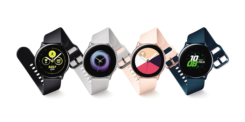 Samsung's new smartwatch is focused on fitness