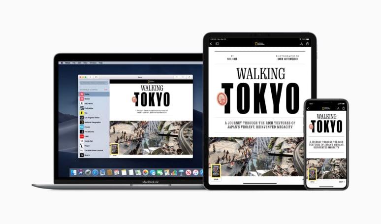 iOS 12.2 上線,加入 Apple News+ 支援