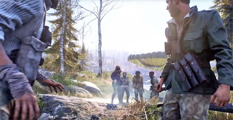 'Battlefield V' 64-player battle royale arrives March 25th