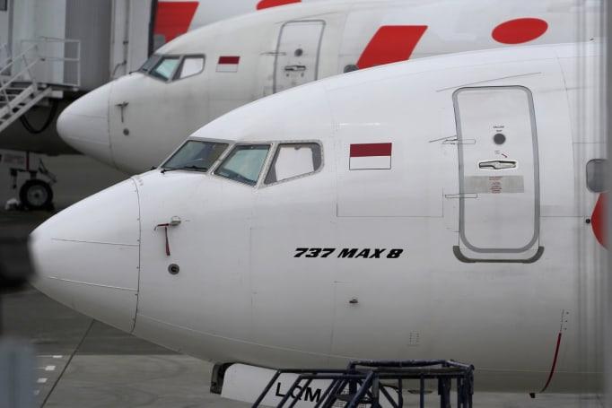 波音將在四月為 737 Max 飛機發佈軟體更新